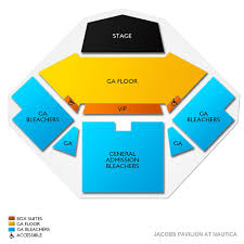 Jacobs Pavilion At Nautica Seating Chart Jacobs Pavilion At Nautica Tickets