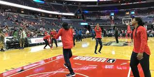 Caps Fans Sell Out Washington Mystics Game In Hopes Of Prime