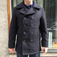surplus pea coat anthracite what are pea coats with pictures
