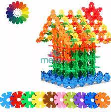 BỘ ĐỒ CHƠI GHÉP HÌNH HOA - đồ chơi xếp hình phát triển sáng tạo - đồ chơi -