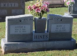 Pansy Jewell McClung Hines (1895-1980) - Find A Grave Memorial
