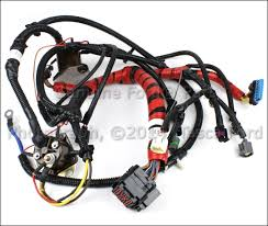 7 3 wiring harness for 7 3 image wiring diagram brand new ford e series 7 3l v8 oem injector wire harness xc2z on 7 3 wiring