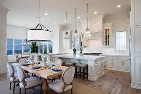 Open Floor Plan Eat In Kitchen Homeca - Open floor plan kitchen