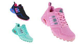 Damen Sportschuhe Sneaker Turnschuhe Laufschuhe Freizeitschuhe Boots 129 -  Kaufen bei planetshoes