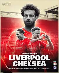 Liverpool FC - 𝗜𝗧'𝗦 𝗠𝗔𝗧𝗖𝗛𝗗𝗔𝗬 🔴 We're back at Anfield. Up the  Reds! 👊