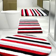 black and white bathroom rugs gray bathroom rug sets ideas red bathroom rugs black white bath black and white bathroom rugs