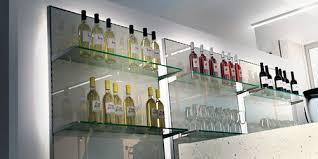 wall mounted shelf kuadro ifi