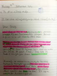 diary entries inspired by roald dahl s charlie and the chocolate   0031 0030