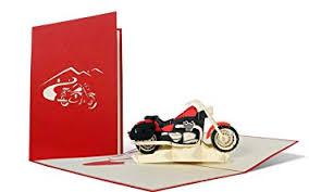 birthday card motorbike greeting card for motorcycle happy birthday wishes to motorbiker