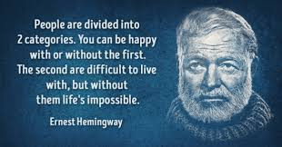 Hemingway Quotes Amazing The 48 Wisest Quotes By Ernest Hemingway Which Will Enrich Your Life