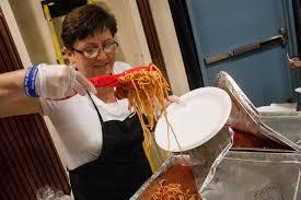 Image result for spaghetti dinner fundraiser picture