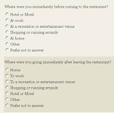 Customer Satisfaction Survey Template Unique Restaurant Wait Times The Olive Garden Survey