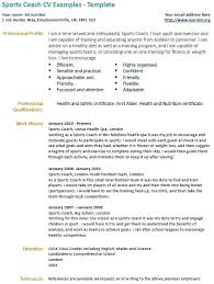 sample athletic resumes athletic training resume beginner personal trainer resume sample
