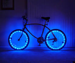 Bike Tire Lights Bicycle Rim Lights 5 Steps With Pictures Instructables