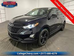 Cars For Sale At College Chevrolet Buick In Albion Mi Under 10 000 Miles Auto Com