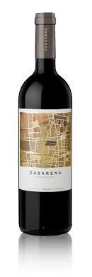 Diseo Etiqueta de Vino / Wine label Design BODEGA CASARENA