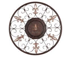 splendid design iron scroll wall art best interior large wrought
