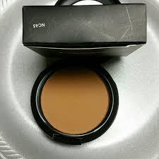 mac studio fix powder plus foundation nc45