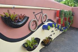 exquisite garden wall decoration ideas on garden wall decoration ideas 28 garden junk ideas how to