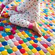 polka dot area rugs