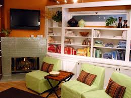 orange home ideas brilliant orange decorating ideas selecting