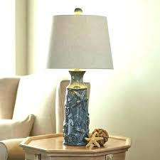 beach themed floor lamps lamp discover the best nautical coastal and at table uk