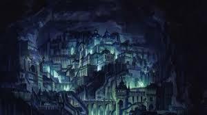 dark anime scenery wallpaper. Wonderful Wallpaper Anime Dark City Intended Scenery Wallpaper