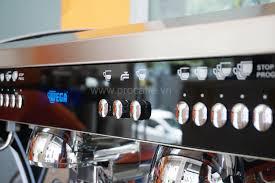 Máy pha cà phê espresso Wega Polaris với thiết kế tuyệt đẹp phù hợp cho  những quầy bar sang trọng Review máy pha cà phê espresso…
