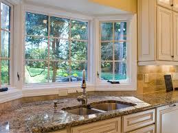 High Resolution Kitchen Bay Window - Posts Related To Window Over Kitchen  Sink Ideas