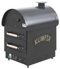 Electrical Baked Potato Oven 2 Drawers - Mavi Alev Endüstriyel Mutfak