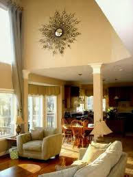 large wall decorating ideas for living room best vaulted ceiling decor on coffee bar images good ideas cathedral ceiling wall decorating ideas