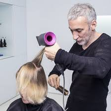 dyson hair dryer. dyson supersonic™ hair dryer in salon from instagram posts t