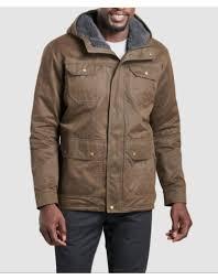 kuhl men s fleece lined kollusion jacket