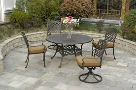 luxury outdoor dining furniture
