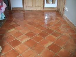 terracotta grout cleaned and replaced