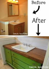 di vanity make over how to install bathroom pneumatic addict best diy makeovers black replace countertop contemporary vanities tops bath toronto ideas inch