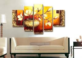 multi panel canvas wall art set