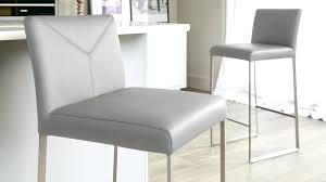 real leather kitchen bar stools cool grey real leather cool grey white leather kitchen bar stools