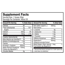 jym supplement science pre workout 1 12 lb refreshing melon