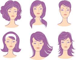 hairstyles for oval face shape