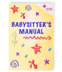 Early Babysitting Manual And Certificate Canadian Red