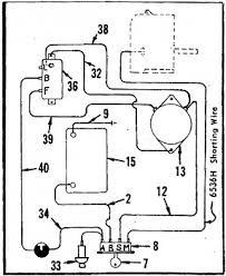 1970 sears suburban voltage regulator wiring mytractorforum com click image for larger version tec tech jpg views 910 size