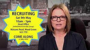 arriva london bus driver recruitment day 9th 2015