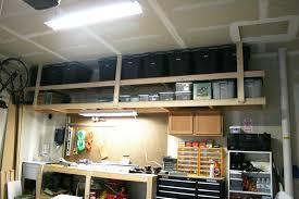image of organize garage workbench ideas