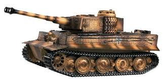 <b>Радиоуправляемый танк Taigen</b> 1/16 Tiger 1 (TG3818-1B-P ...