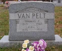 Laura Virginia Lynch VanPelt (1876-1958) - Find A Grave Memorial