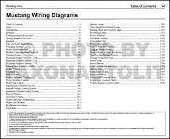 2012 mustang wiring diagram 2012 image wiring diagram 2012 ford mustang wiring diagram manual original on 2012 mustang wiring diagram