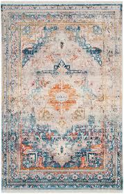 home improvement safavieh vintage turquoise viscose rug building