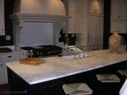 calacatta marble kitchen waterfall: white  ccbafffbc white