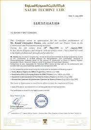 Experience Certificate Format Bee New Medical Sales Experience